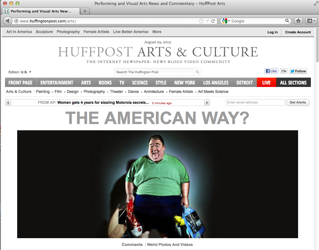 mike mellia huffington post interview 8.29.12